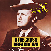 Bluegrass Breakdown de Bill Monroe