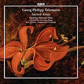 Telemann: Sacred Arias by Various Artists