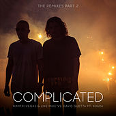 Complicated (The Remixes part 2) von David Guetta