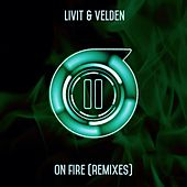 On Fire (Remixes) by Various Artists