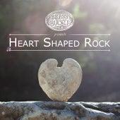 Heart Shaped Rock by Brass Buckle