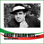 Great Italian Hits Vol. 1 by Various Artists