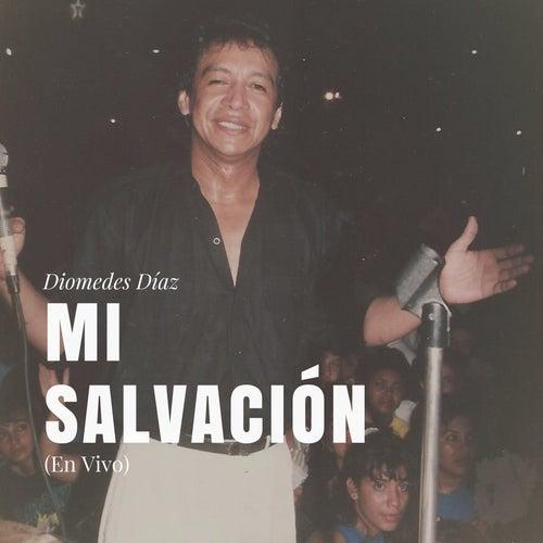 Mi Salvación (En Vivo) de Diomedes Diaz