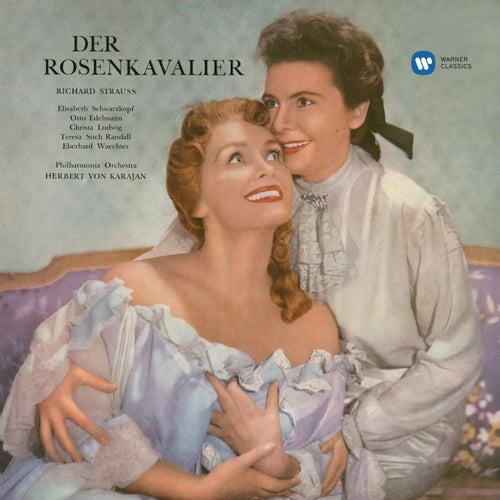 Richard Strauss: Der Rosenkavalier by Herbert Von Karajan