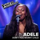 Don't You Worry Child (The Voice Van Vlaanderen 2017 / Live) von Adele Monheim