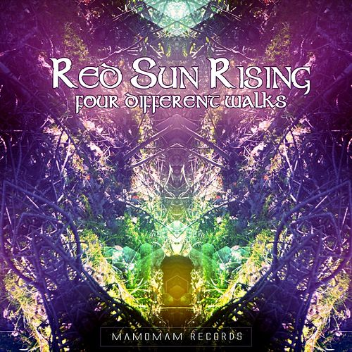 Four Different Walks - Single by Red Sun Rising