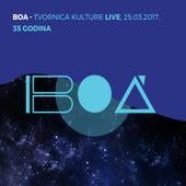 Tvornica kulture Live 35 godina by BoA
