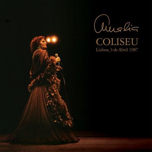 COLISEU Lisboa, 3 de Abril 1987 de Amalia Rodrigues