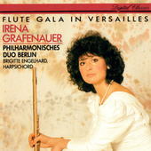 Flute Gala in Versailles de Philharmonisches Duo Berlin