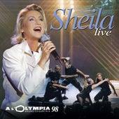 A l'Olympia 98 (Live) de Sheila