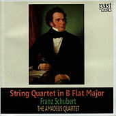 Schubert: String Quartet by Amadeus Quartet