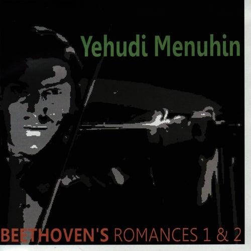 Beethoven: Romance for Violin & Orchestra by Yehudi Menuhin