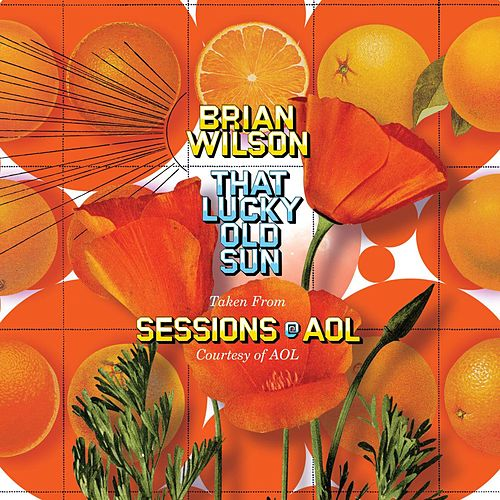 That Lucky Old Sun: AOL Sessions by Brian Wilson