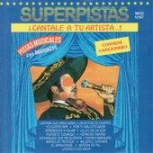 Superpistas - Pistas Musicales con Mariachi by Various Artists