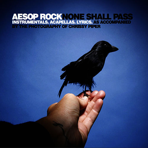 None Shall Pass - Instrumentals And Accapellas by Aesop Rock