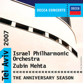 Decca Concerts: Israel Philharmonic - The  Anniversary Season de Various Artists