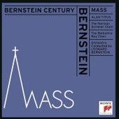 Bernstein:  Mass by Leonard Bernstein, Hildegard Behrens, Peter Hofmann, Yvonne Minton, Bernd Weikl, Hans Sotin, Symphonieorchester des Bayerischen Rundfunks