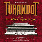 G. Puccini: Turandot In The Forbidden City de Zubin Mehta