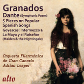 Granados: Dante and Other Symphonic Works – Leaper by Various Artists