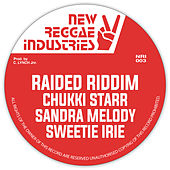 Raided Riddim de Various Artists