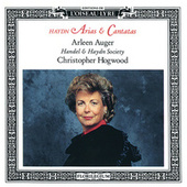 Haydn: Cantatas & Arias by Christopher Hogwood