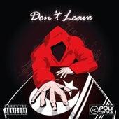 Don't Leave de Fj