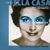 Mozart: Die Zauberflöte (Grand Théâtre de Genève, 25 septembre 1949) by Various Artists
