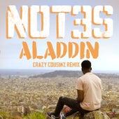 Aladdin (Crazy Cousinz Remix) von Not3s