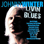 Livin' The Blues de Johnny Winter
