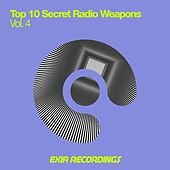 Top 10 Secret Radio Weapons, Vol. 4 - EP de Various Artists