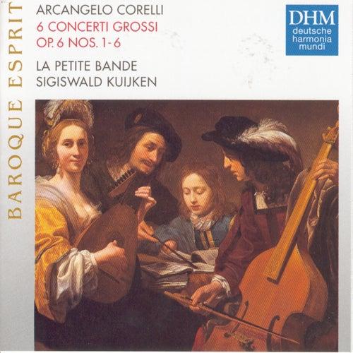 Corelli: Concerti Grossi op. 6 by Sigiswald Kuijken