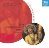 Biber: Requiem & Valls: Missa Scala Aretina by Gustav Leonhardt