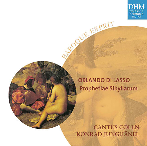 Di Lasso: Prophetiae Sibyllarum by Cantus Cölln