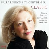 Classic by Paula Robison