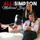 Material Boy by Alli Simpson