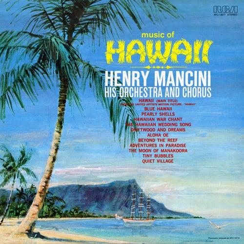 Music of Hawaii von Henry Mancini