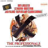 The Professionals von Maurice Jarre