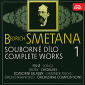 Smetana: Complete Works 1 by Various Artists