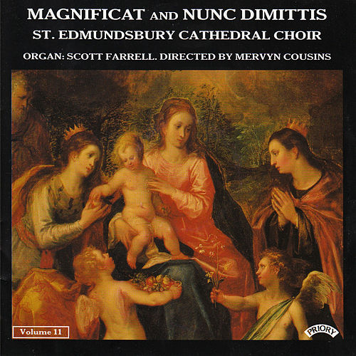 Magnificat & Nunc Dimittis Vol. 11 de St Edmundsbury Cathedral Choir