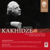 Brahms: Symphony No. 1 in C Minor, Op. 68 & Grieg: Peer Gynt Suite by Various Artists