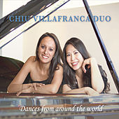 Dances from Around the World by Chiu Villafranca Duo