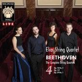 Beethoven: The Complete String Quartets, Vol. 4 von Elias String Quartet