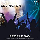 People Say by Edlington