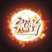 A World On Fire de The Skids