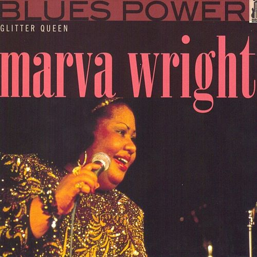 Glitter Queen by Marva Wright