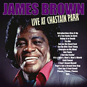 James Brown Live at Chastain Park de James Brown