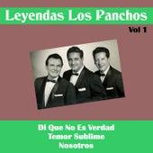 Leyendas Los Panchos, Vol. 1 by Trío Los Panchos