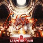 God Strong by Blue Flame Mega