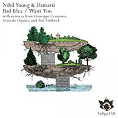 Bad Idea / Want You - Single by Nihil Young