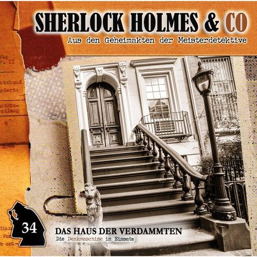 Folge 34: Das Haus der Verdammten von Sherlock Holmes & Co